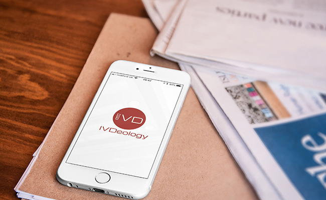 IVDEOLOGY IVDR App Download