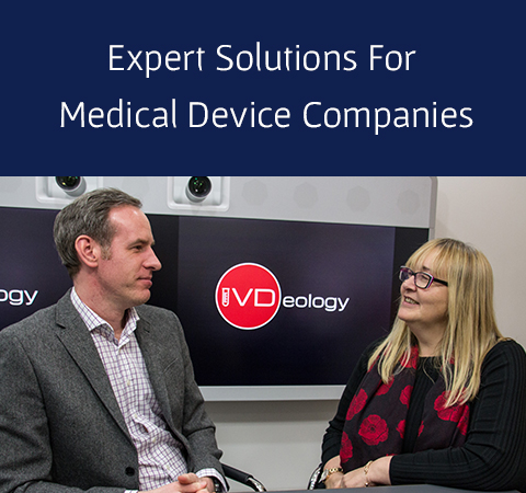 IVDeology providing expert solutions for medical device companies