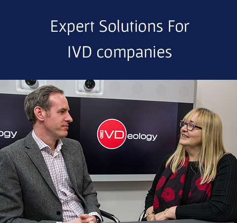 IVDeology providing expert solutions for IVD companies